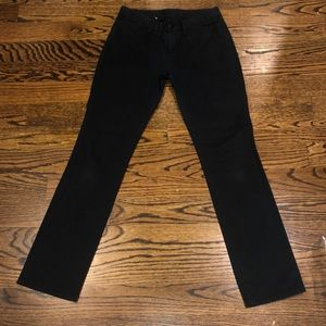 GAP brushed cotton pants